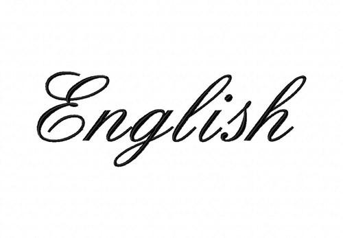 English-Example