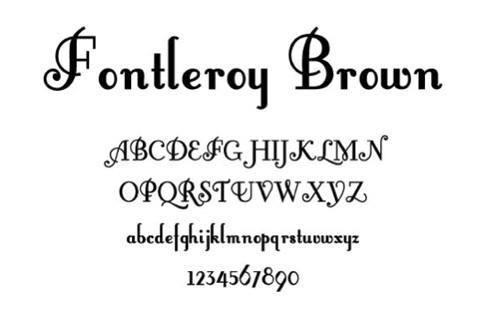 FontleroyBrown