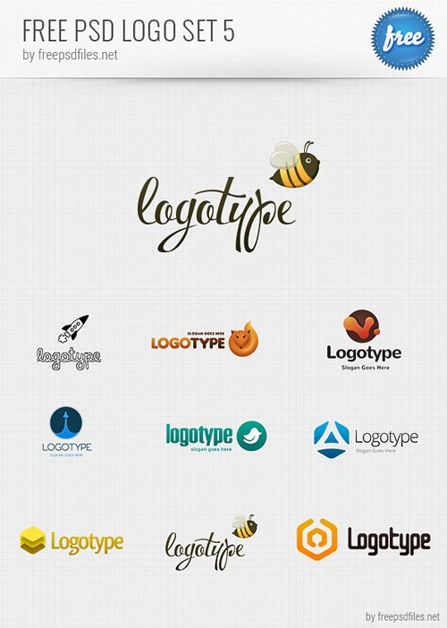 Free-PSD-Logo-Design-Templates-Pack-5