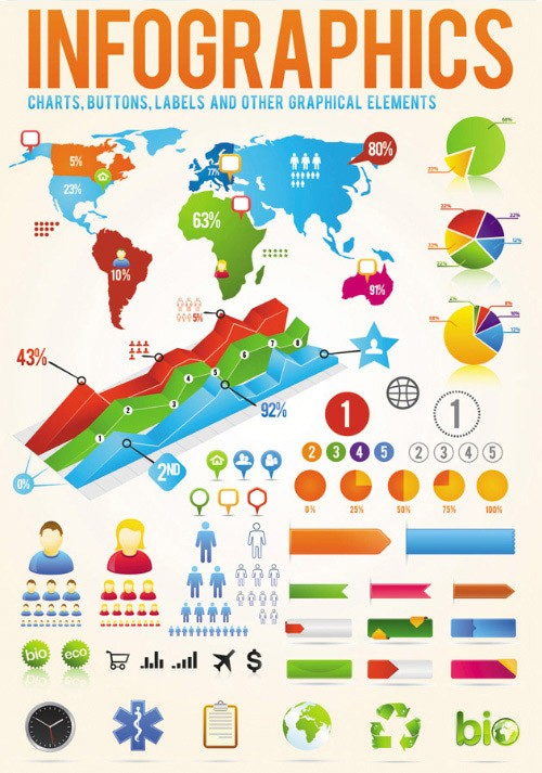 Infographic-Design-Elements-Vector