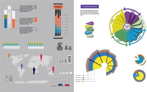 Infographic-Icons-Bars-Pie-Charts-Graphs