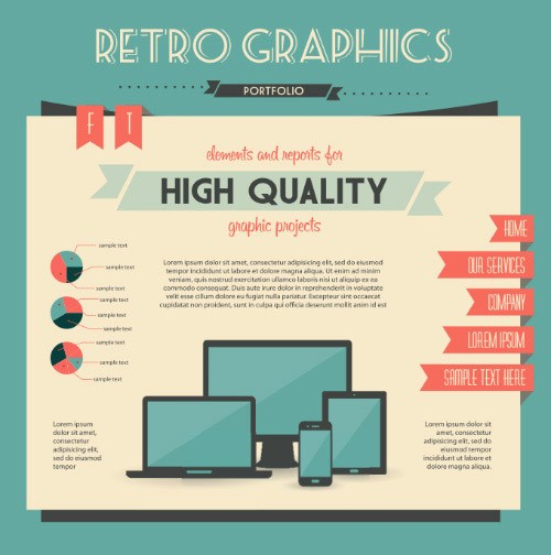 Portfolio-Retro-Graphics