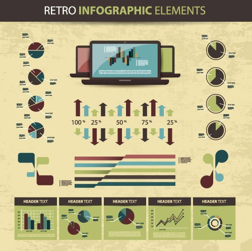 Retro-infographic-Elements
