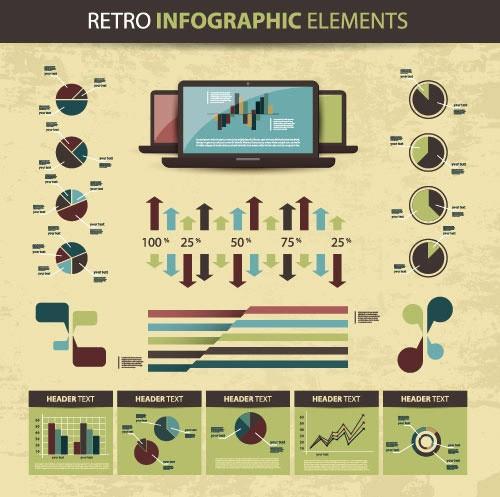 Retro-infographic-Elements