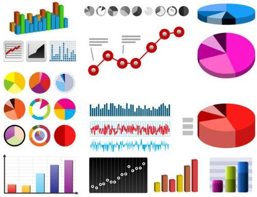 Vector-Charts-Graphs