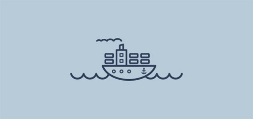 container-ship-logo