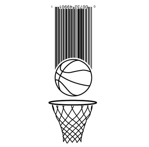 creative-bar-code-basketball