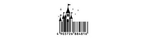 creative-bar-code-castle