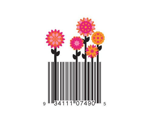 creative-bar-code-garden