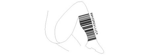creative-bar-code-socks