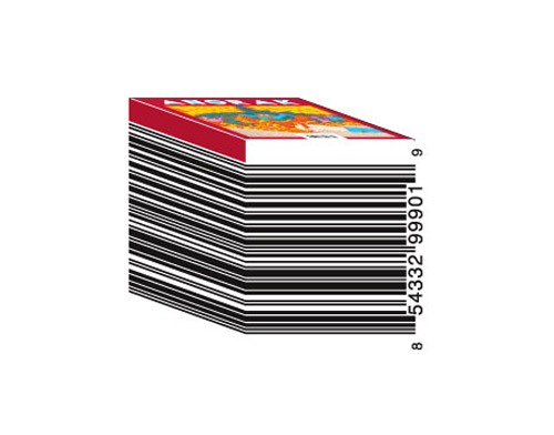 creative-bar-code-stack