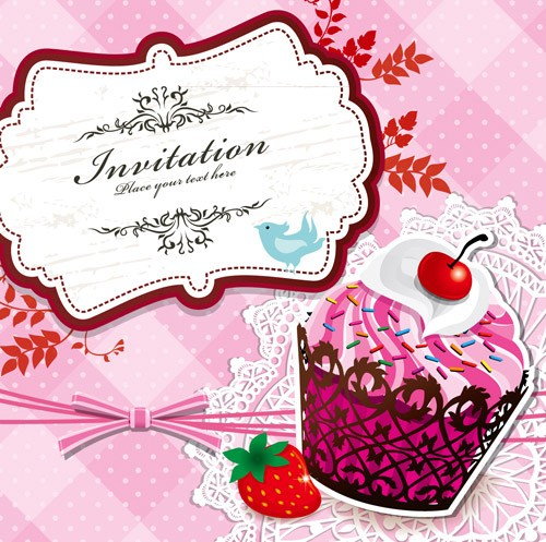 cupcake-card-vector-set-01
