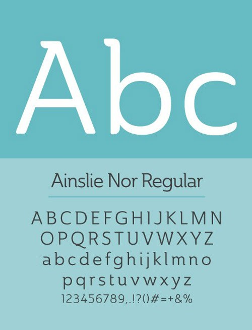free-fonts-2014-ainslie
