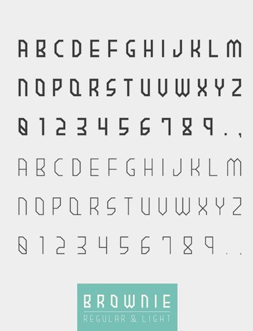 free-fonts-2014-brownie