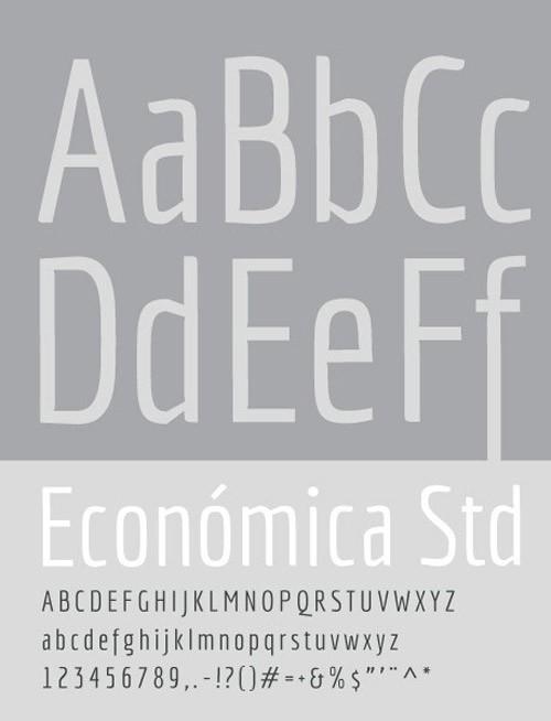 free-fonts-2014-economica