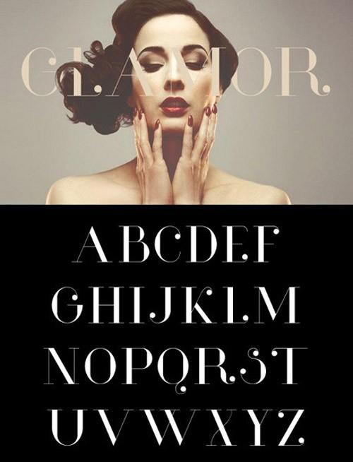 free-fonts-2014-glamor