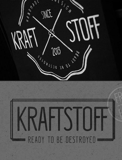 free-fonts-2014-kraftstoff-2