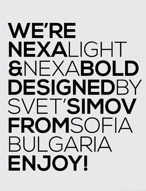 free-fonts-2014-nexa-slab