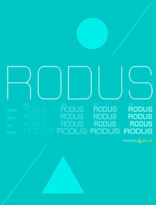free-fonts-2014-rodus