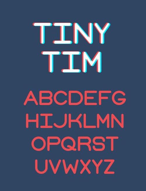 free-fonts-2014-tiny-tim