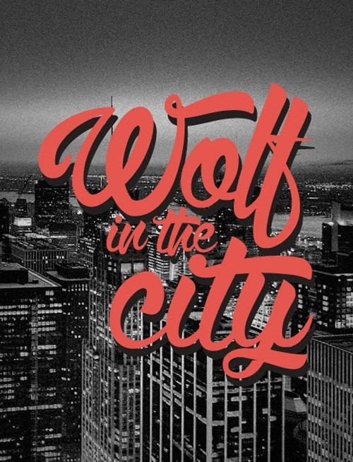 free-fonts-2014-wolf-in-the-city
