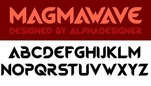 magmawave-tech-font