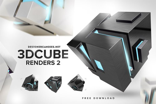 stylish-3d-cube-renders-2