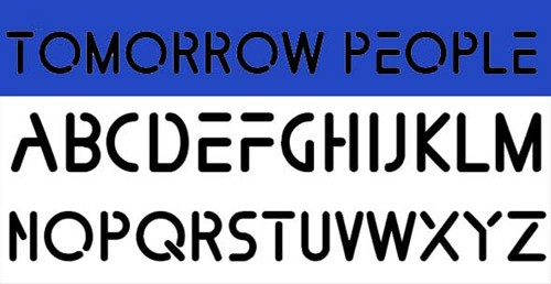 tomorrow-people-font