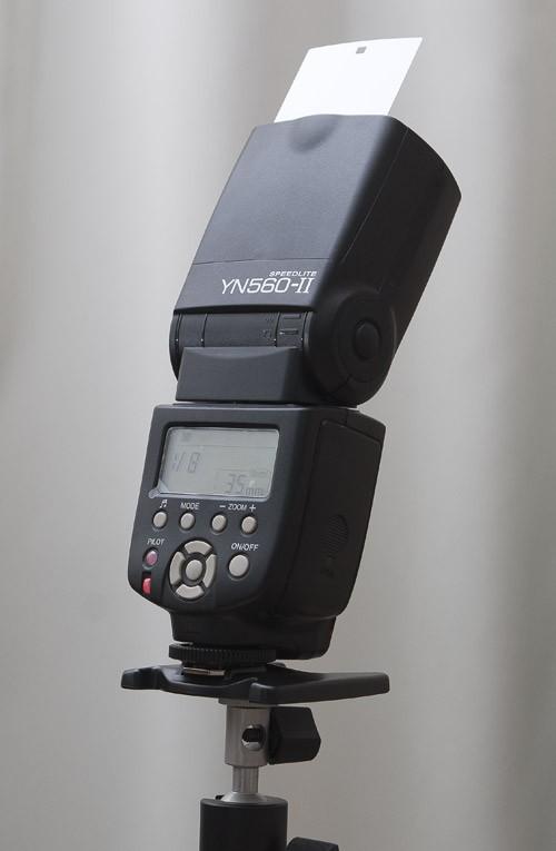 YONGNUO SPEEDLITE YN-560