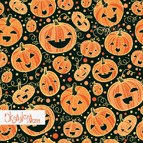 Halloween_pumpkins_Spoonflower_fabric_preview