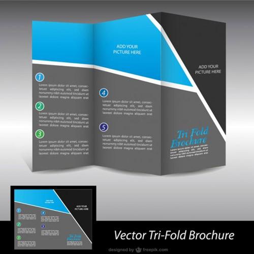 無料で使えるプロが作ったパンフレット用テンプレート34