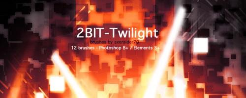 ハイテク・SF・HUD・サイバーな無料のPhotoshop用ブラシ800+