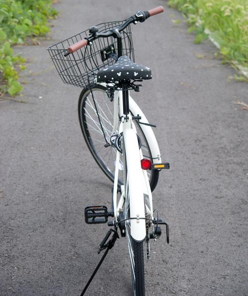 変速付きシティーサイクル「Lupinus(ルピナス)」を楽天チャレンジ21で買ってみた