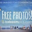 商用利用可能でクレジット表記不要!高画質な写真素材を無料ダウロードできる「KaboomPics」