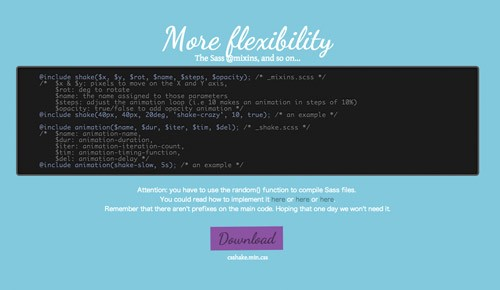 CSSだけでブルブル震えるエフェクトを簡単実装!CSS Shakeを使ってみた