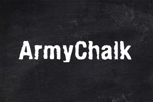 ArmyChalk