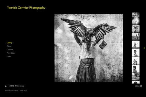 デザインと写真の勉強に最適!海外のプロ写真家のサイトがかっこ良すぎる