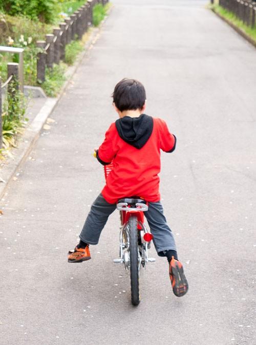超簡単!補助輪無し(コマ無し)自転車に乗るにはペダル外しレンチ「Bike Hand」があれば十分