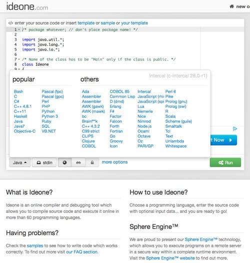 ブラウザがあればOK!オンラインでコードを即実行・確認できるツール13