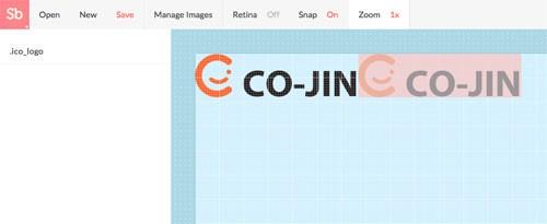 CSSスプライト作成の決定版!これ以上ない使いやすさの「Spritebox」