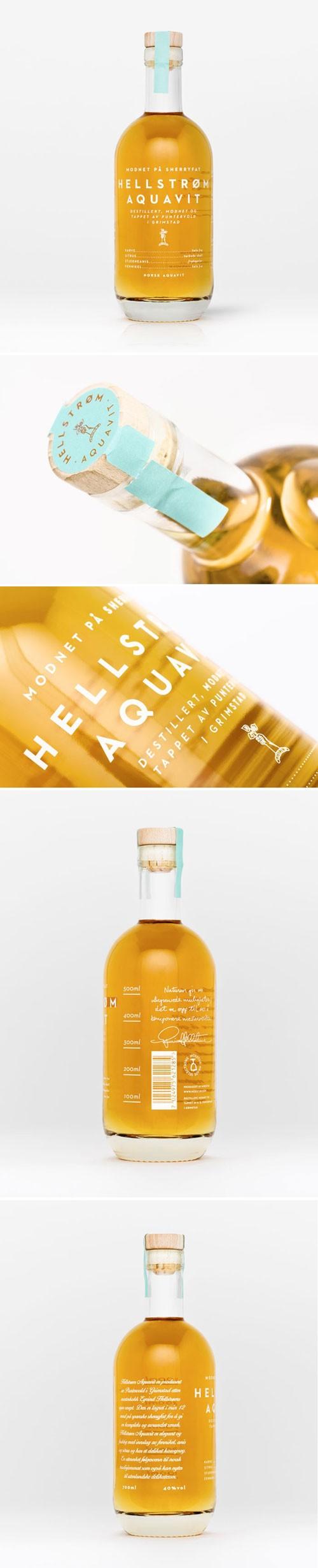 Hellstrøm-Aquavit