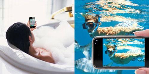 超薄型防水フィルムWaterproof Skin
