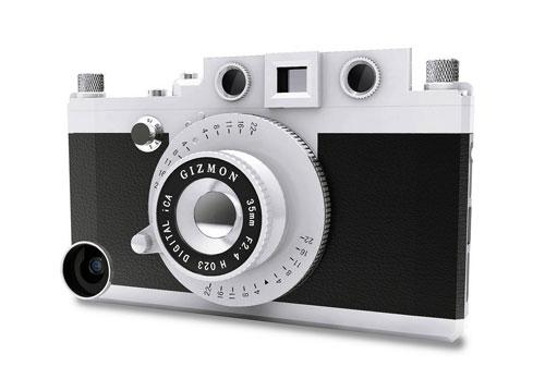GIZMON カメラ型ケース