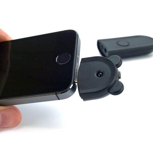 カメラアプリ用無線タイプ シャッターリモコン