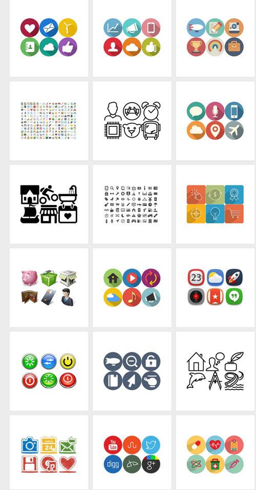 ハイクオリティーな商用利用可の無料フリー素材集「1001FreeDownloads.com」