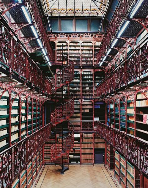 本好きにはたまらない!世界の図書館写真がすごすぎる