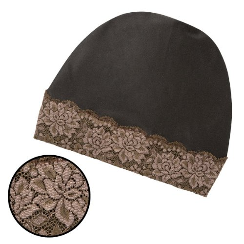 目の疲れや顔のたるみ対策にリフトアップヘアバンド内蔵帽子「フェイスアップヘアカバー」