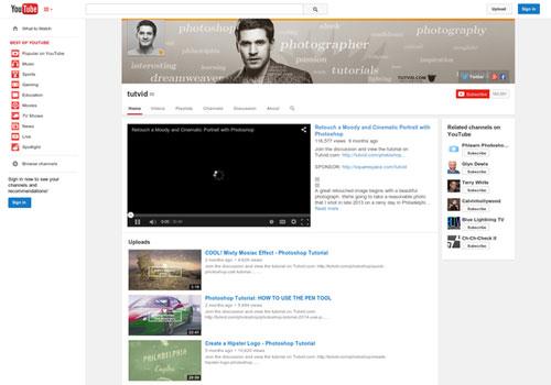 Photoshopを動画でマスター!登録しておきたいYouTubeチャンネル9選