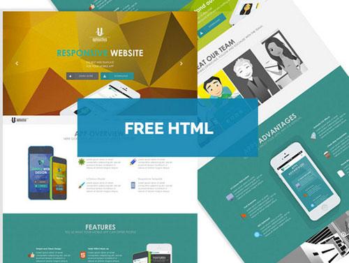 プロジェクトにすぐ使えるハイクオリティーなHTML/CSS無料テーマテンプレート集100