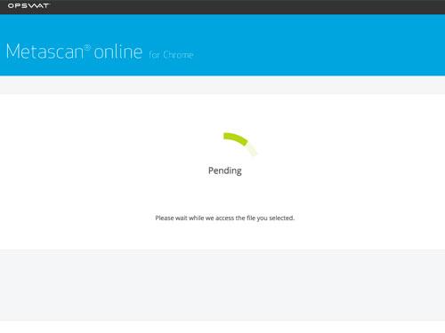 ファイルを安全にダウンロードするために!ダウロード前にマルウェアをスキャンしてくれるChrome機能拡張「Metascan Online」